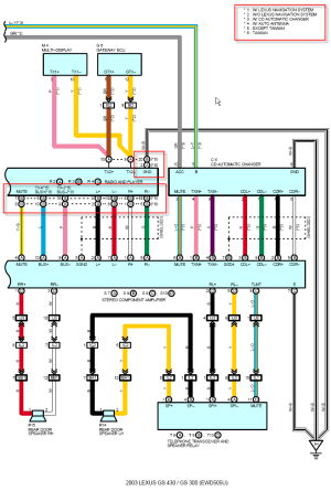wiring diagram help  ClubLexus  Lexus Forum Discussion