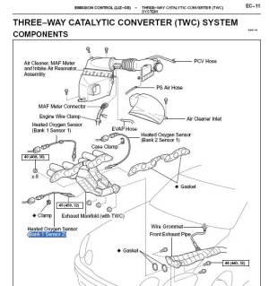 Check Engine Light O2 sensor  ClubLexus  Lexus Forum Discussion