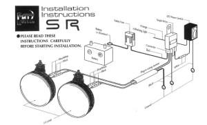 DIY: GS 350 F Sport Fog Lights Installation Guide, nonoem