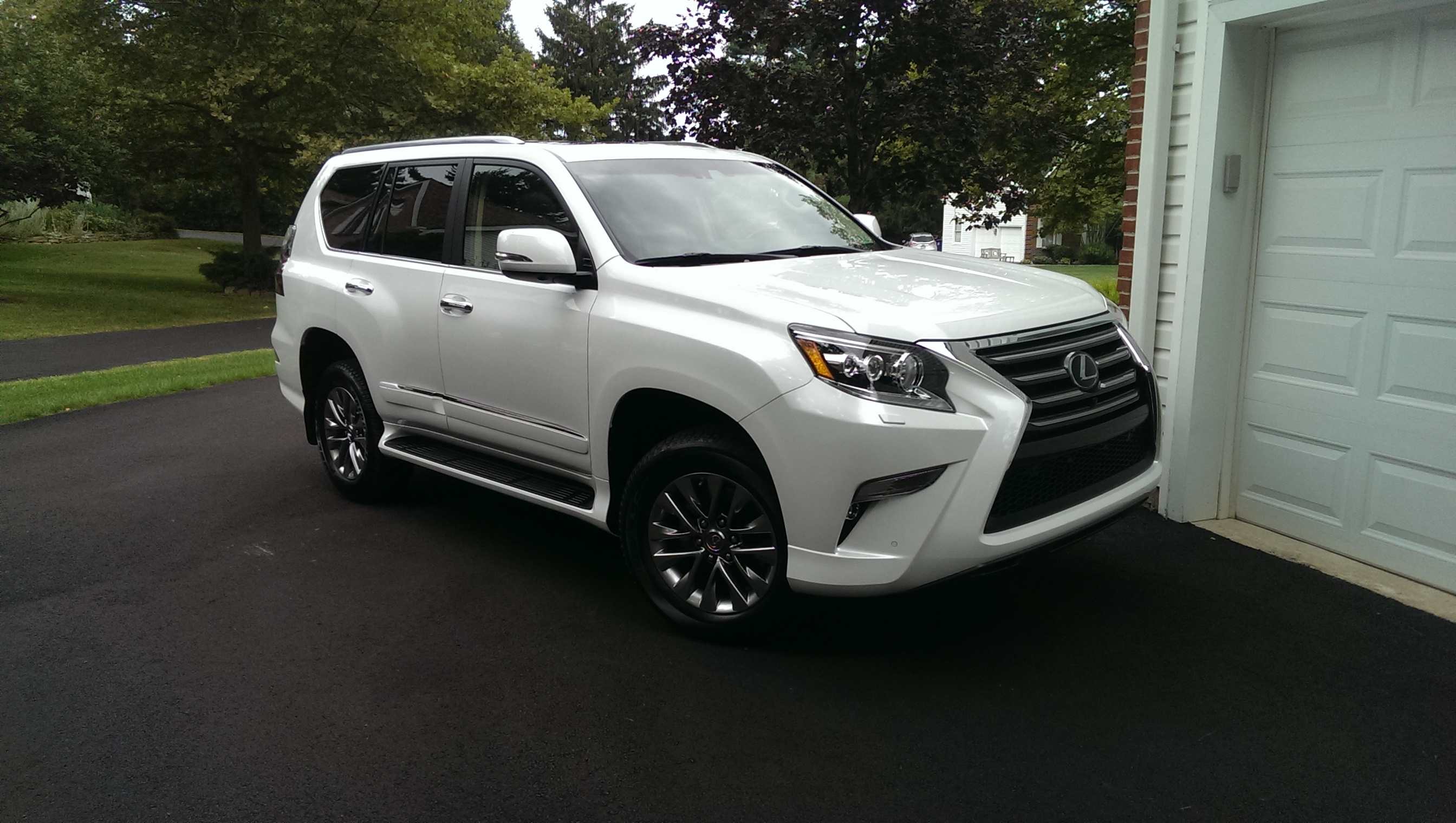 Wel e to Club Lexus GX460 owner roll call & member introduction