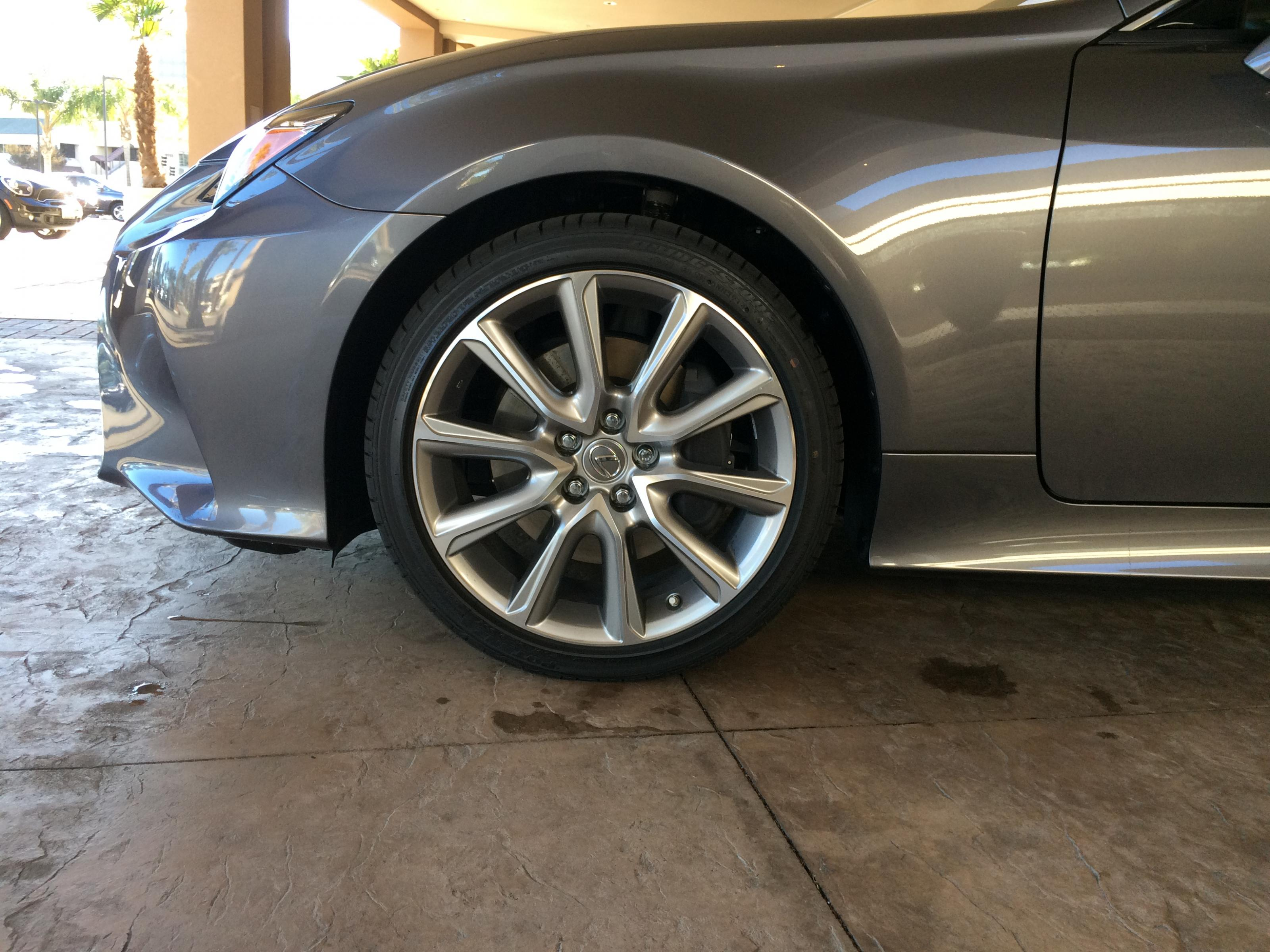 The perfect OEM wheel for the 3IS ClubLexus Lexus Forum Discussion