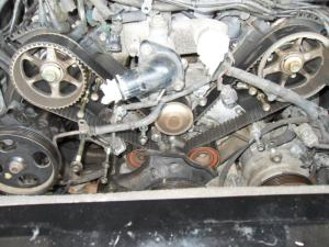 1996 LS400 Timing Belt Replacement In Progress  Page 2