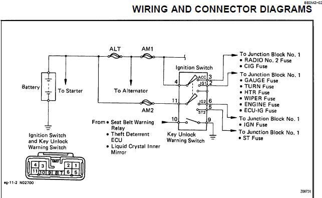 1993 Lexus Ls400 Starter Wiring Diagram. Lexus. Free Wiring Diagrams