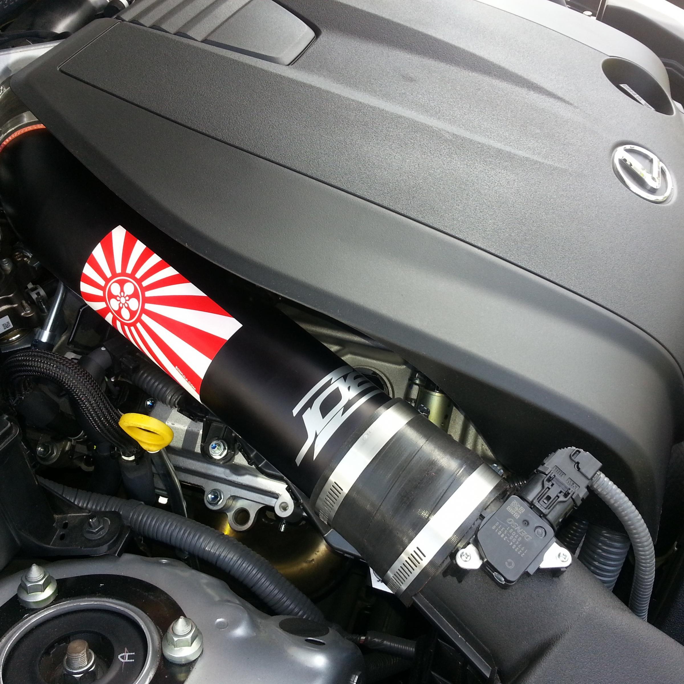 Pipe Lexus Joe Intake Z F