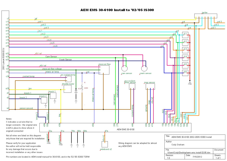 Aem Fic Wiring Diagram 01 05 Honda Civic | Online Wiring Diagram Lexus Is Ecu Wiring Diagram on lexus is300 interior mods, lexus is300 parts catalog, lexus es300 wiring diagram, lexus is300 bank 2 sensor 1, lexus is300 transmission swap, lexus is300 firing order, lexus sc300 wiring diagram, lexus is300 o2 sensor diagram, lexus is300 parts diagram, lexus is300 radio replacement, lexus rx350 wiring diagram, lexus rx300 wiring diagram, lexus es350 wiring diagram, lexus is300 exhaust diagram, lexus is300 suspension diagram, lexus is300 engine swap,