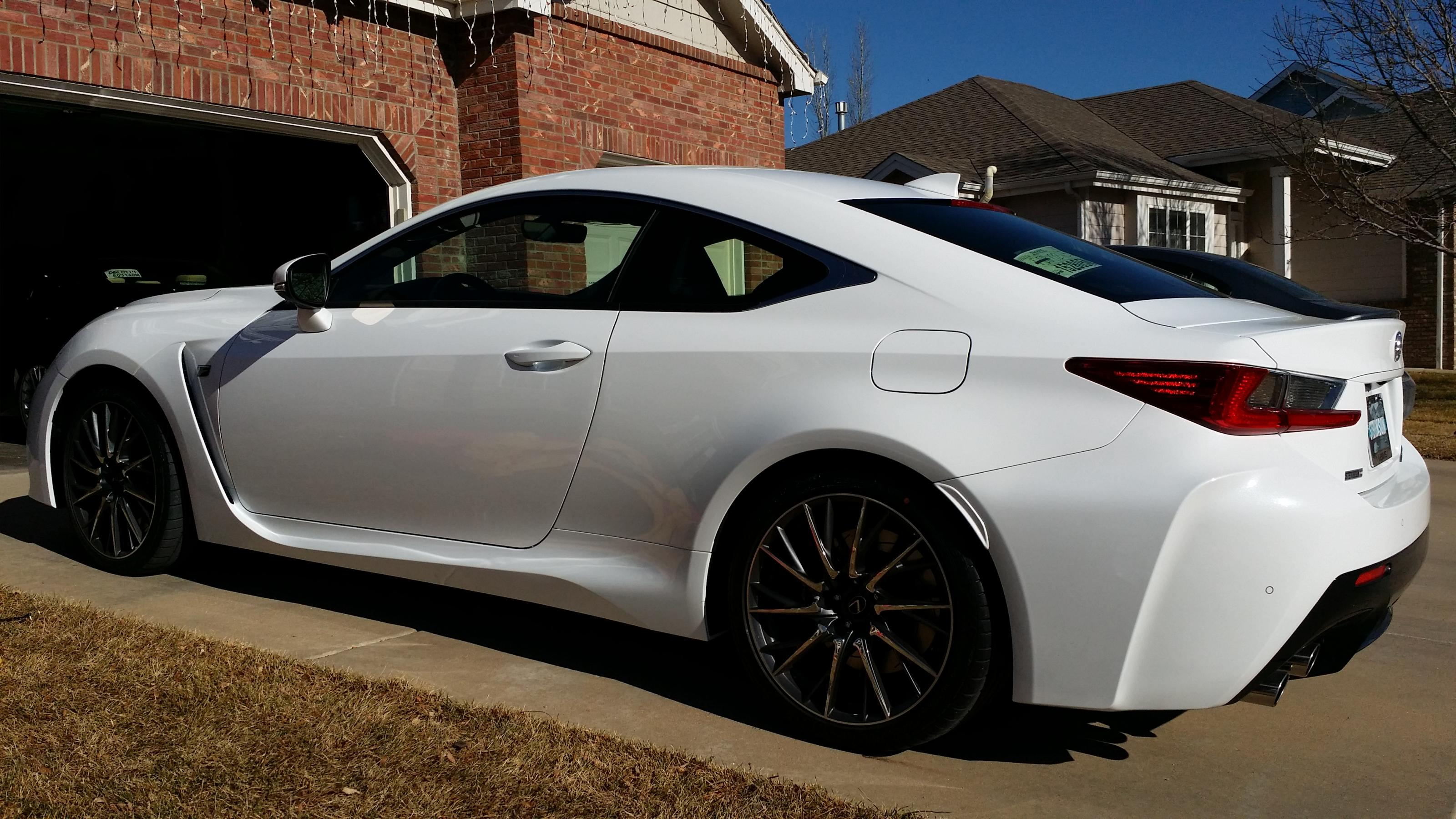 Wel e to Club Lexus RC F owner roll call & member introduction