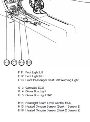 O2 sensor Bank 2 Sensor 1 replacement help  Club Lexus Forums