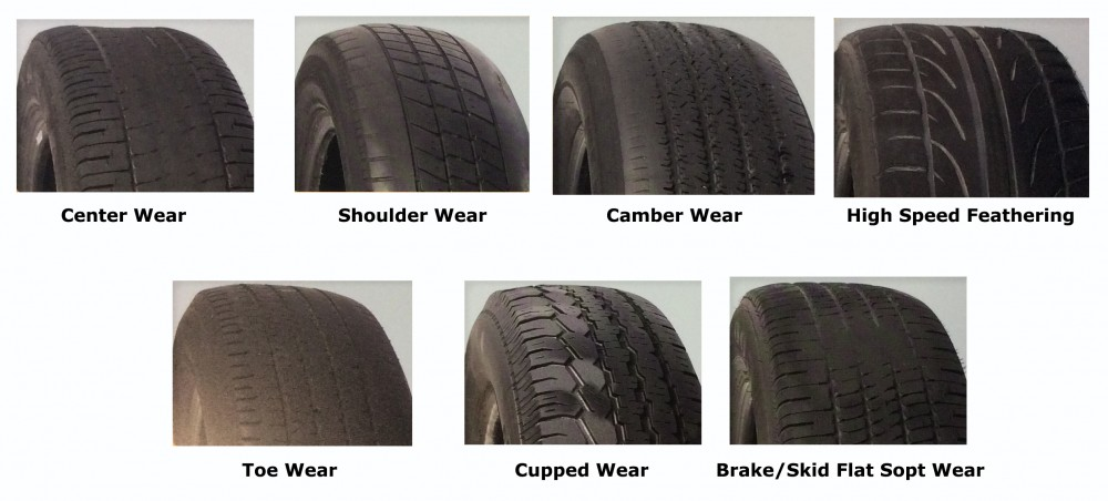 Can I Have Different Tires My Car