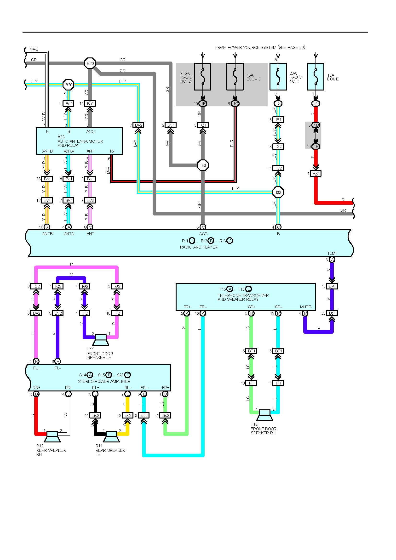 Tremendous Wiring Diagram Nissan Yd25 Wiring Library Wiring 101 Capemaxxcnl