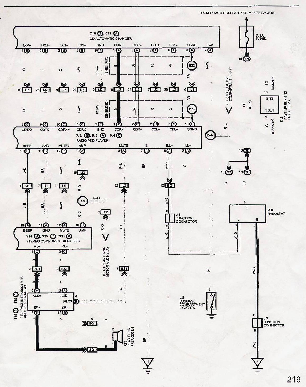 1 16 audio jack wiring diagram