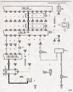 here is the stereo wiring diagram for our cars  Club
