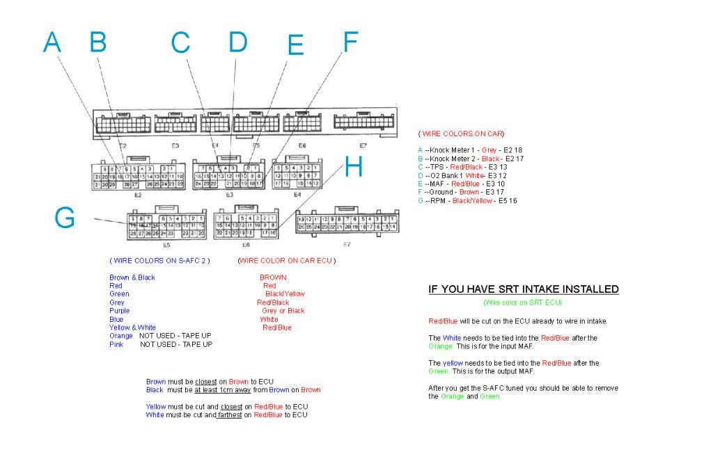 Apexi Safc Wiring Diagram Choice Image - Diagram And Writign Diagram