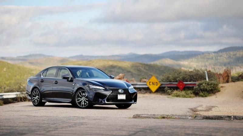 2016 Lexus GS F Lead Image by Joseph Yoon