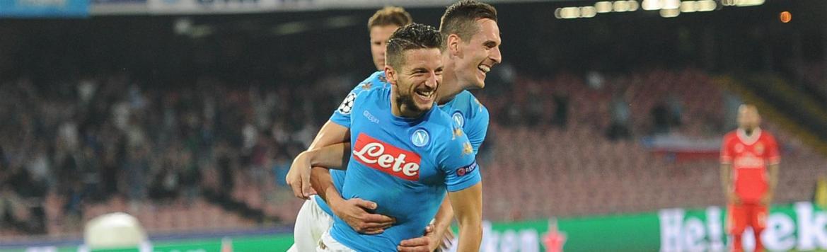 Cinque calciatori del Napoli ai Mondiali, via il 14 giugno
