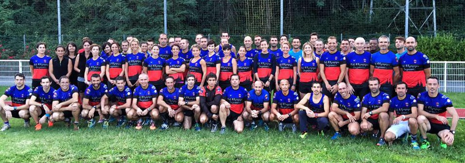 Running and trail GROUPE