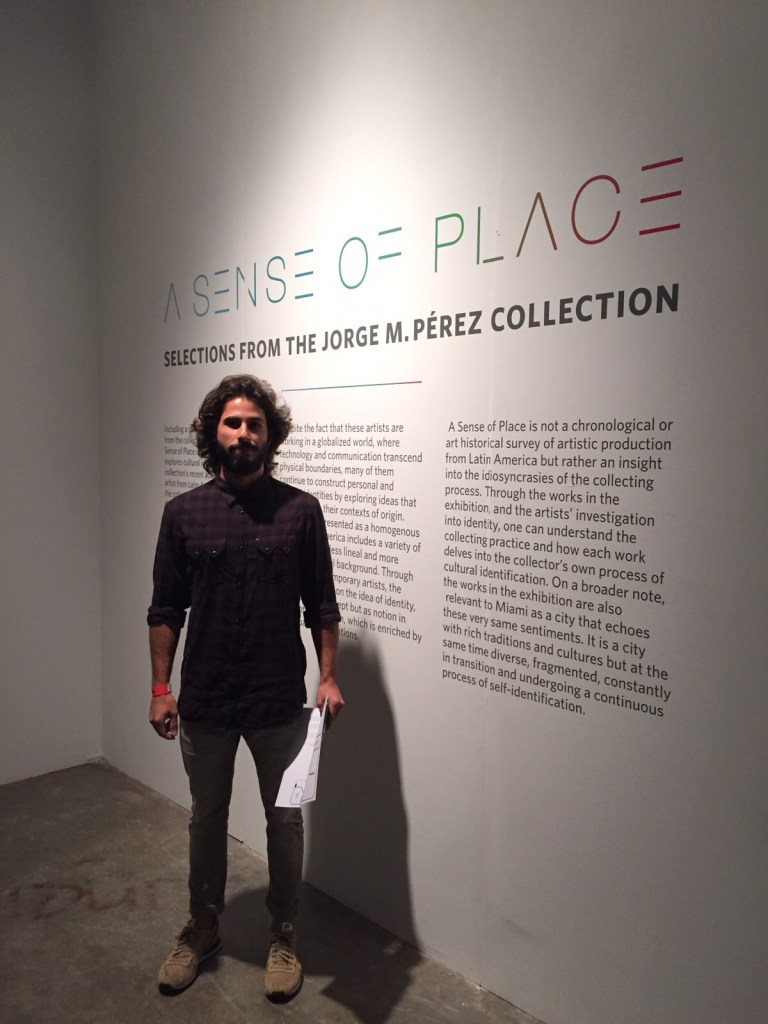 Diemar Patino-A Sense of Place-PAMM