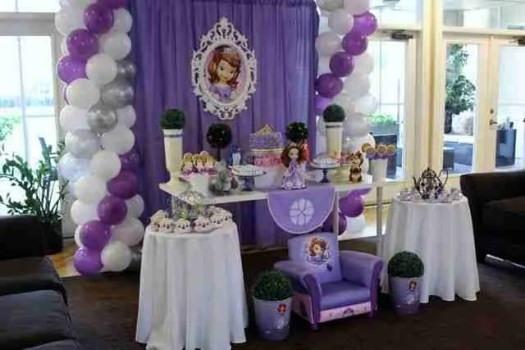 Wondrous Sofia The First Party Decor Decoration For Home Download Free Architecture Designs Meptaeticmadebymaigaardcom
