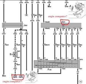 AEE auto trans 6N wiring diagram (engin start problem