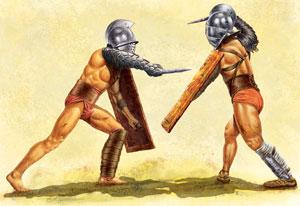 gladiatori-romani