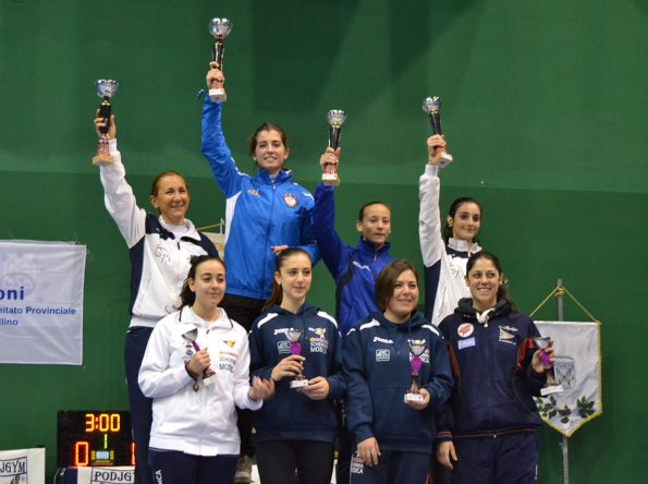 Francesca Tessari vittoria Ariano Irpino