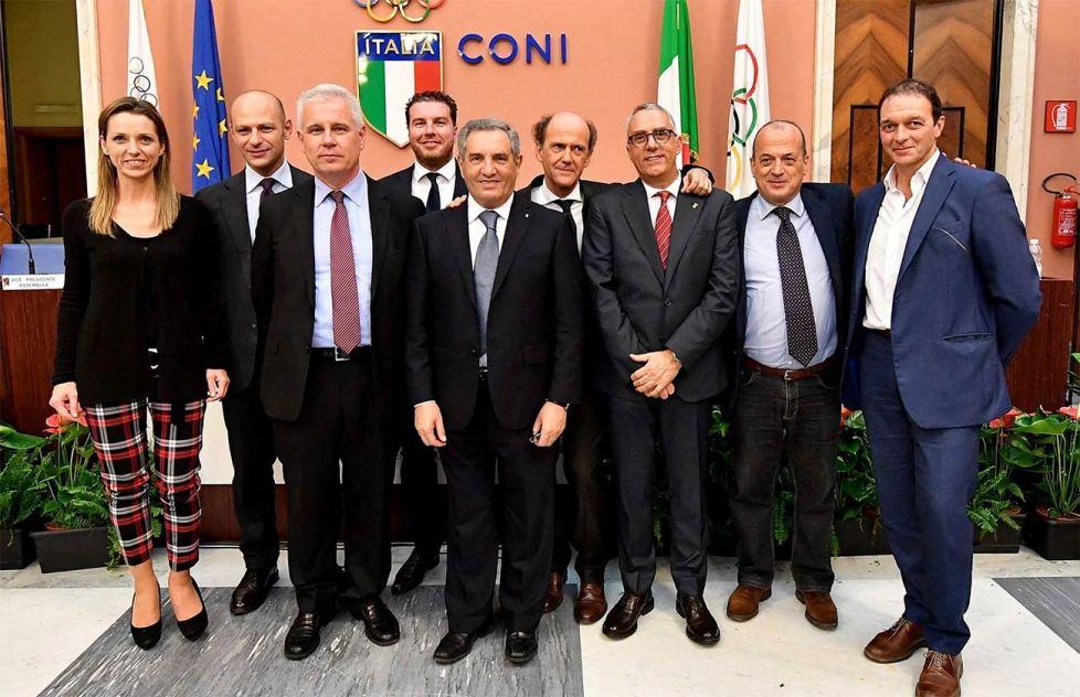 Consiglio federale 2017-2020 FIS