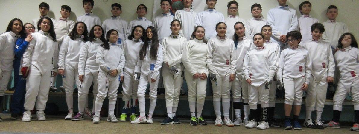CAF Under14 Spada Cosenza