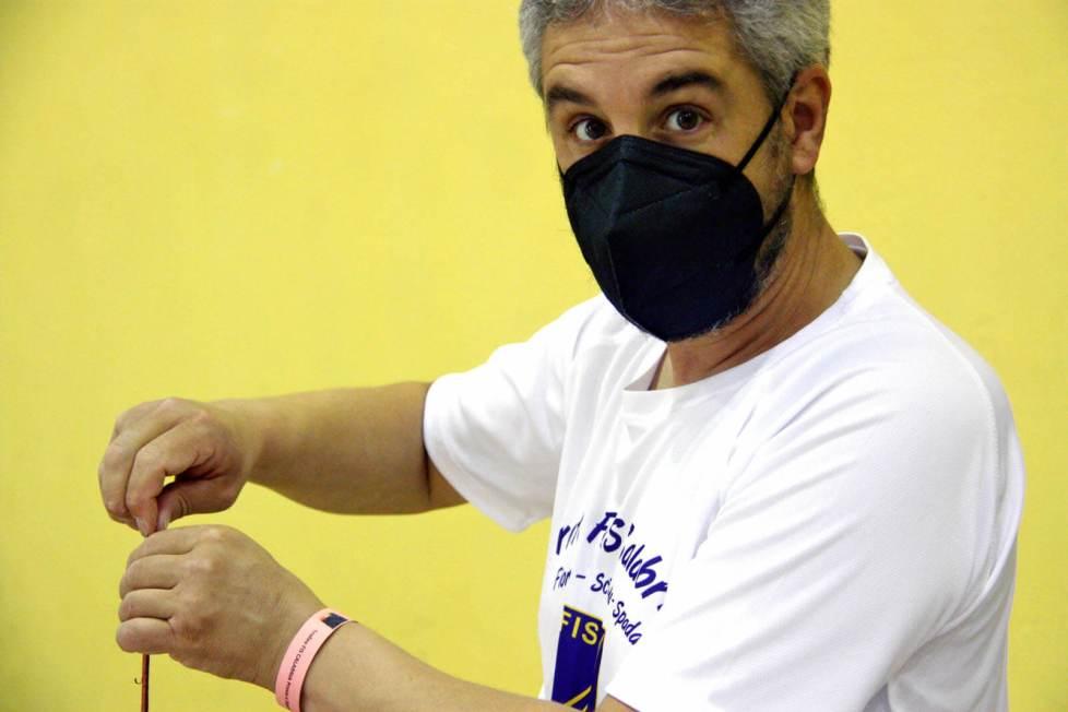 Trofeo FIS Calabria a coppie miste: Gianluigi Perri