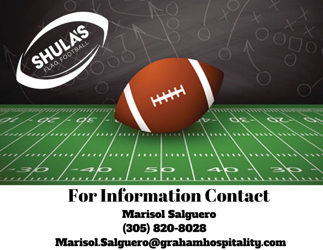 Flag Football Information