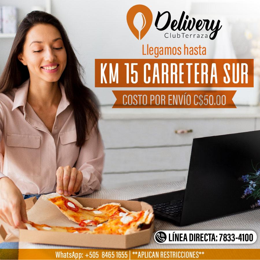 CARRETERA SUR DELVERY