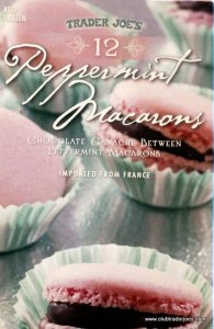 TraderJoesPeppermintMacarons