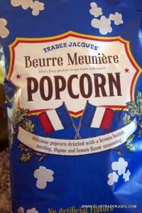 Beurre Meuniere Popcorn