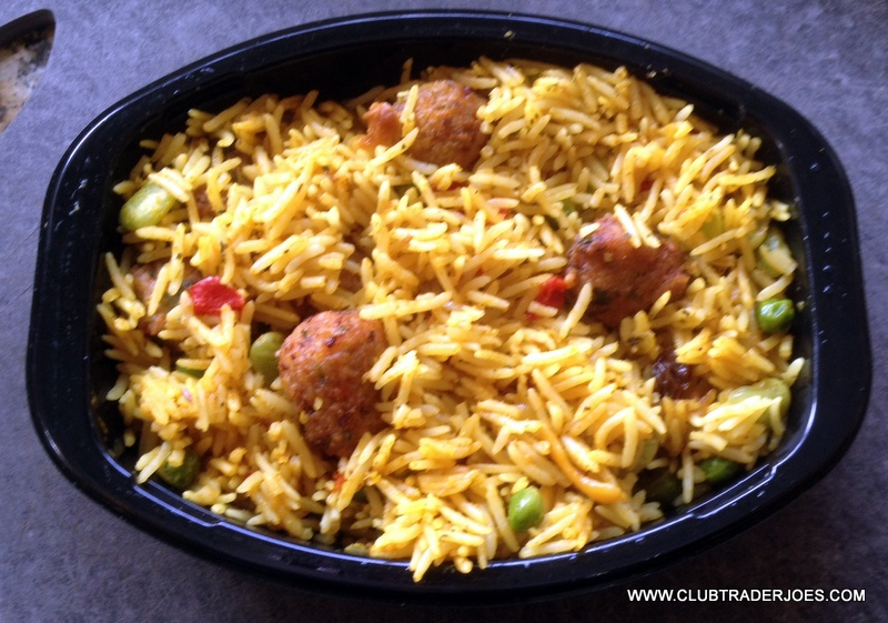Trader Joe S Vegetable Biryani Club Trader Joe S