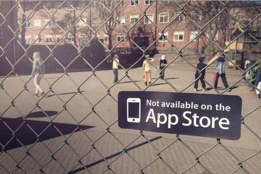 not-in-app-store