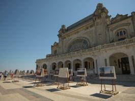 Expozitia de fotografie Romania Salbatica a ajuns la Constanta