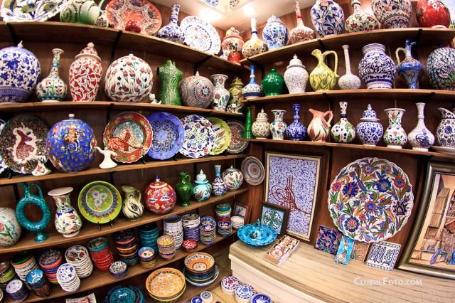 Bazarul din Istanbul