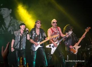 Scorpions la Bucuresti. Foto: Calin Stan / ClubulFoto.com