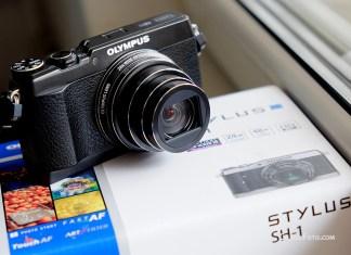 "Olympus SH-1 in test: mic, cu zoom 24x si ""ambitii"" mari!"