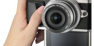 "Olympus PEN E-PL7 - mirrorless compact cu Wi-Fi si ecran rabatabil pentru ""Selfie"""