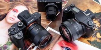 Sony A7R II, RX100 Mark III si RX10 - primele impresii la lansarea de la Londra