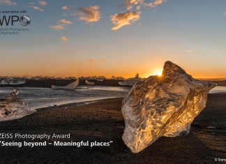 "ZEISS Photography Award ""Seeing Beyond - Meaningful Places"""