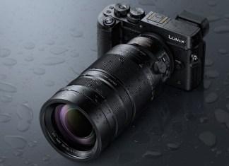 Panasonic Leica 100-400mm f/4-6.3 ASPH