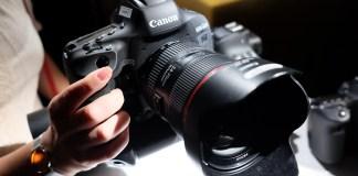 Canon 1D X Mark II dezvaluit astazi la lansarea de presa din Romania