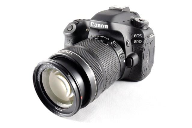 Canon 80D in test, cu obiectivul 18-135mm f/3.5-5.6 STM