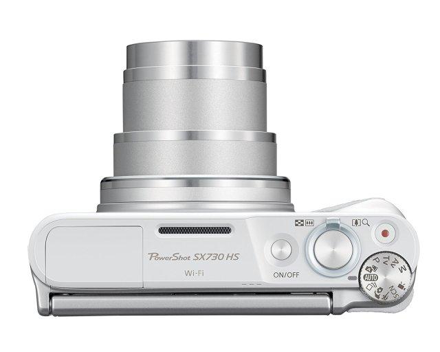 Canon SX730HS cu Wi-Fi si NFC integrate