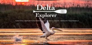Hai cu noi in Delta Explorer!