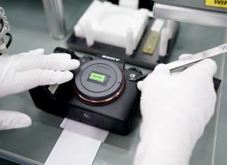 Cum se fabrica Sony A9 in Thailanda
