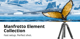 Trepiedele Manfrotto Element