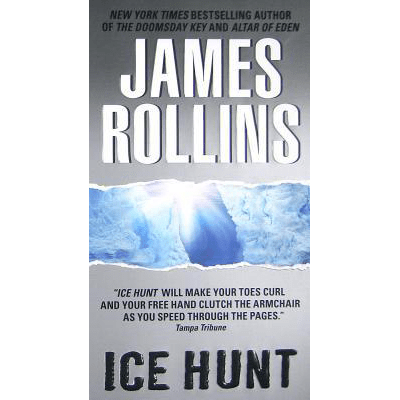 Ice Hunt Book Cover