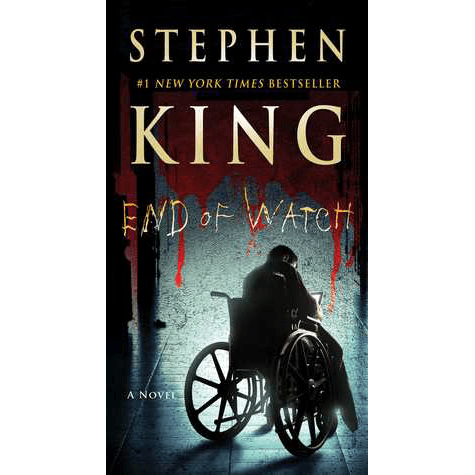 End of Watch Book Cover