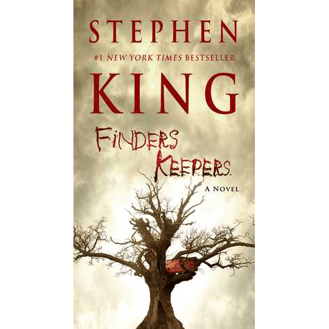 Finders Keepers Book Cover